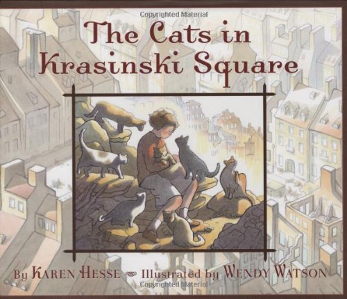 The Cats In Krasinkski Square