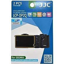 JJC - LCP-DP2Q Pellicola proteggi schermo LCD per Sigma DP1 Quattro/DP2 Quattro/DP3Quattro