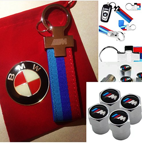 M Sport Keyring M Performance Keychain for BMW 1 2 3 4 5 6 7 X1 X3 X5 X6 M3 M5