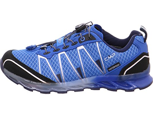 CMP C.P.M. Atlas, Chaussures de Trail Mixte Adulte Blau (Royal Blue-White)