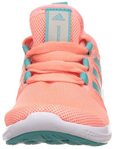 PALO ROSA scarpe Adidas RIMBALZO 3 CC KIDS FRESCHI (SUNGLO/VIVMIN/HALPIN)