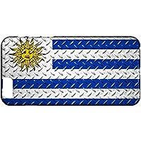 Funda Carcasa para iPhone 6 Bandera URUGUAY 05
