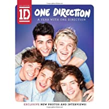 One Direction: A Year with One Direction by One Direction (2013) Paperback