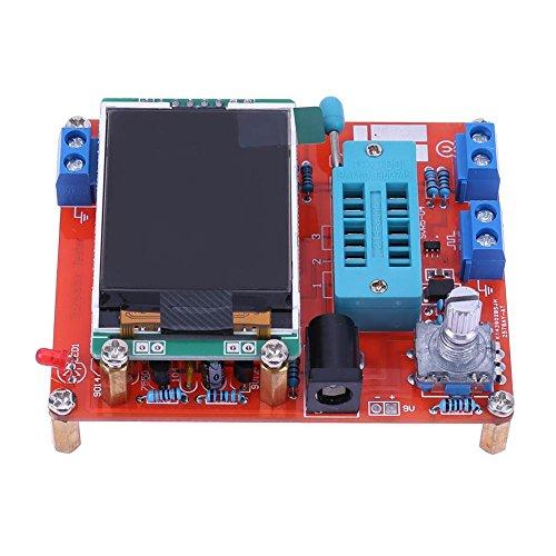 prettygood7 GM328 Transistorprüfer Frequenzmessgerät PWM Square Wave -