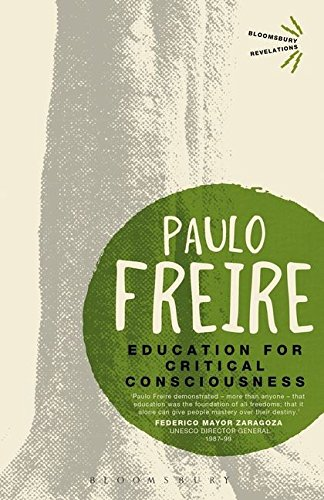 Education for Critical Consciousness (Bloomsbury Revelations)