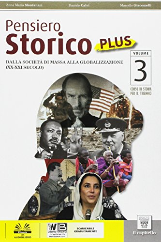 Pensiero storico plus. Per le Scuole superiori. Con e-book. Con espansione online: 3