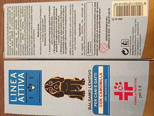 Kamille Conditioner (Spülung pflegend für Hunde und Katzen mit Kamille 250ml)