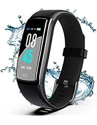 Tragbare Geräte Intelligente Elektronik Smart Uhr Herz Rate Monitor Fitness Armband Tracker Frauen Bluetooth Edelstahl Armband Männer Für Xiaomi Huawei Smart Telefon