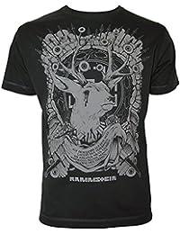 """Rammstein, T-Shirt """"Waidmann's Heil"""""""