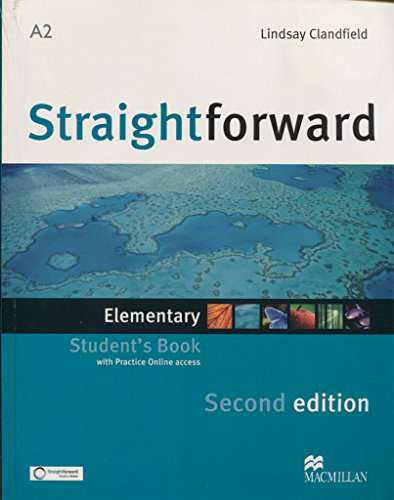 STRAIGHTFWD Elem Sb & Webcode 2nd Ed (Straightforward)