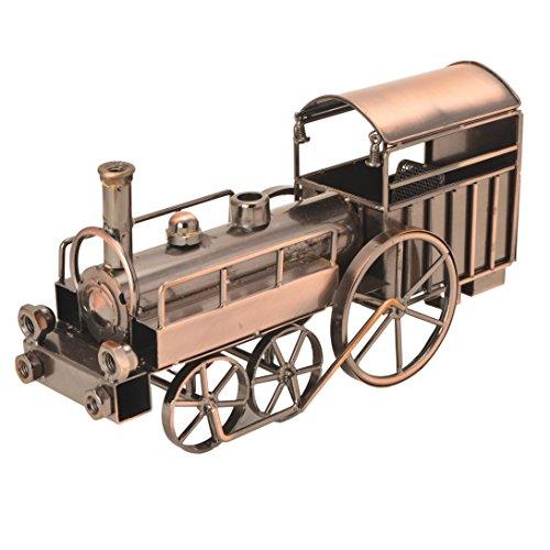 ferroviaria decorativo modello motore artigianato prodotto da Bharat Haat BH05791