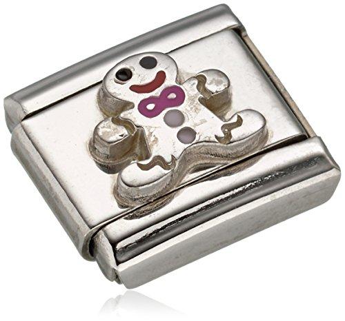 Nomination - 330204-09, Charm e ciondolo per bracciale  in acciaio inossidabile, donna