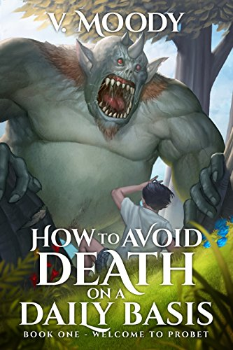 Welcome To Probet (How To Avoid Death On A Daily Basis Book 1) (English Edition)