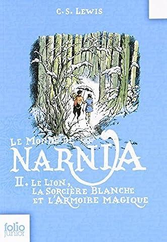 Le Monde de Narnia: Le Lion, La Sorciere Blanche Et L'Armoire Magique (Folio Junior) (French Edition) by Lewis, C. S. (2008) Paperback