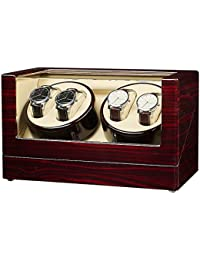 watches watch winders jqueen automatic wood watch winder storages box