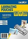 Best Laminating Pouches - Deskit Laminating Pouches - 120 sheets - A4 Review