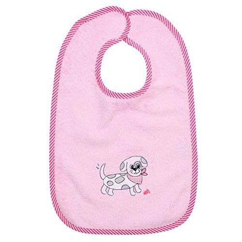 worner-gant-rose-bavoir-motif-chien-des-serviettes-gant-de-toilette-poncho-de-bain-peignoir-riesen-k