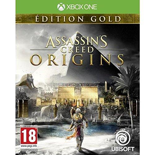 Assassin's Creed Origins Edition Gold