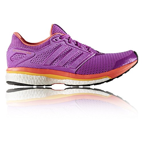 adidas Supernova Glide 8W, Zapatillas de Running Mujer, Morado (Pursho