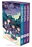 Little Witch Academia, Bände 1-3 im Sammelschuber