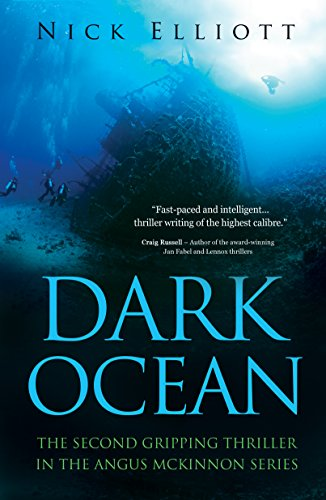 Book cover image for Dark Ocean (The Angus McKinnon thrillers Book 2)