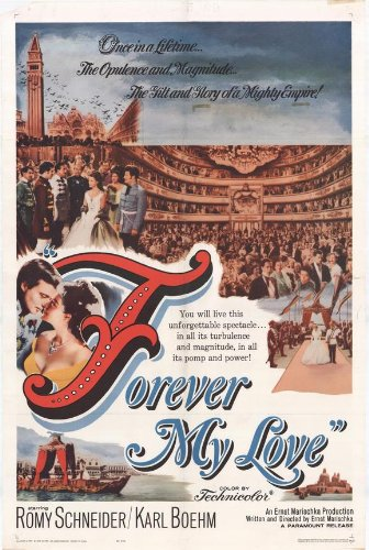 Forever My Love Plakat Movie Poster (27 x 40 Inches - 69cm...