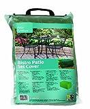 Gardman Bistro set cover 100% waterproof garden furniture garden green