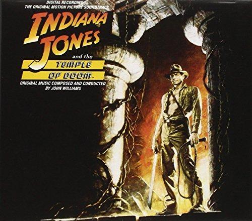 Indiana Jones & The Temple of Doom by John Williams (2009-02-17)