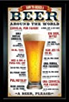 Beer - How to order - Fun-Poster Beer...