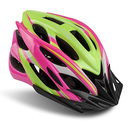 Shinmax Specialized Bike Helmet with Safety Light ...