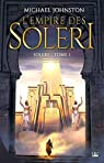 Soleri, tome 1 : L'Empire des Soleri par Johnston