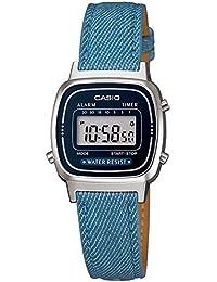 CASIO LA-670WL-2A2 - Reloj de pulsera, color azul