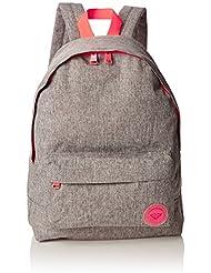 Roxy Sugar Baby - Mochila casual, color gris, 16 litros, 40 cm