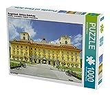 Burgenland - Schloss Esterhazy 1000 Teile Puzzle quer (CALVENDO Orte)