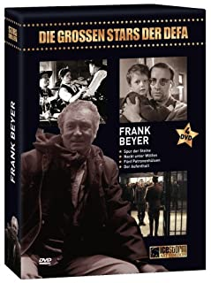 Frank Beyer - Die grossen Stars der DEFA - Spur der Steine / Nackt unter Wölfen / Fünf Patronenhülsen / Der Aufenthalt [4 DVDs]