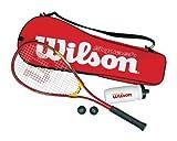 Wilson Squashset - für Anfänger