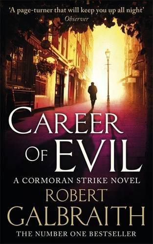 Career Of Evil (Cormoran Strike)