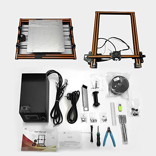 Aibecy Anet E16 DIY 3D-Drucker Hochpräzise Selbstmontage 300 * 300 * 400mm Große Druckgröße Aluminiumlegierung Rahmen LCD Display Auto Faden Fütterung - 9