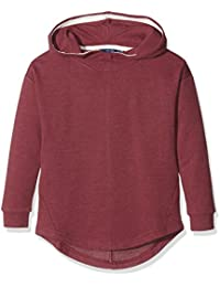 Tom Tailor Solid Sweatshirt with Hoody, Sweat-Shirt àCapuche Fille