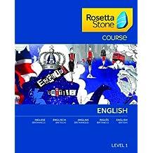 Rosetta Stone Course - Einstiegsniveau Englisch (Britisch) Level 1 für Mac [Download]