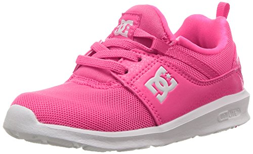 Baby Baby-mädchen Dc Shoes (DC Girls' Heathrow, Pink, 5 M US Toddler)