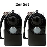 mobiler Mini Alarm und Bewegungssensor 2er Set