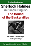 Sherlock Holmes in Simple English: The Hound of the Baskervilles (English Edition)