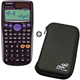 Casio FX-85 DE Plus und CalcCase Tiny Schutztasche im Aktions-Bundle zum Sonderpreis