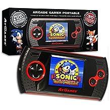 Consola Retro Master Arcade Gamer Portátil (30 Juegos)