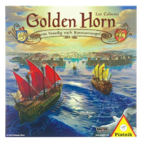 Piatnik 6318 - Golden Horn, Strategiespiel