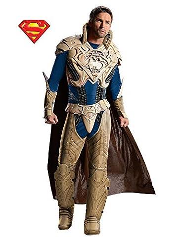 Mens Superman Deluxe Jor El Costume