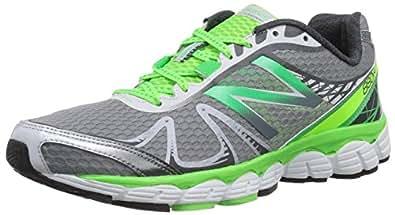 New Balance M880 D V4, Chaussures de running homme - Argent (Gs4 Silver/Green), 41.5 EU