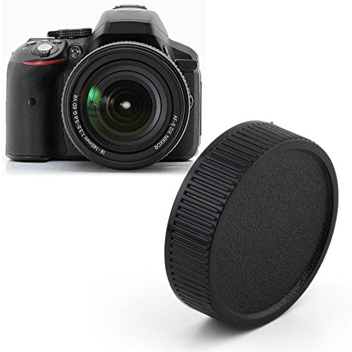 likkas 10 Pcs Rear Lens Caps Protective Anti-Dust Lens Caps for All M42 Screw Camera Portable Plastic Lens Dust Cover