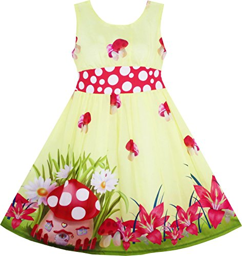 Sunny Fashion HZ32 Girls Dress M...